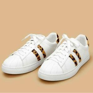 Shein leopard sneakers